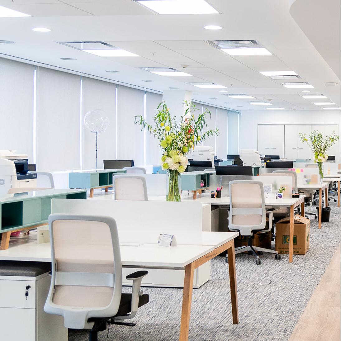 Oficinas Q1 2019